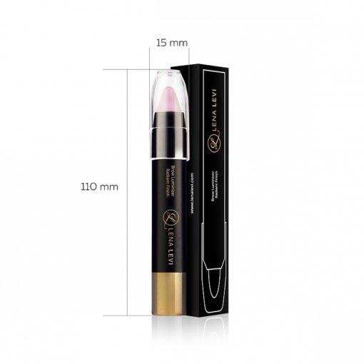Brow Luminizer Radiant Finish Lena Levi 1