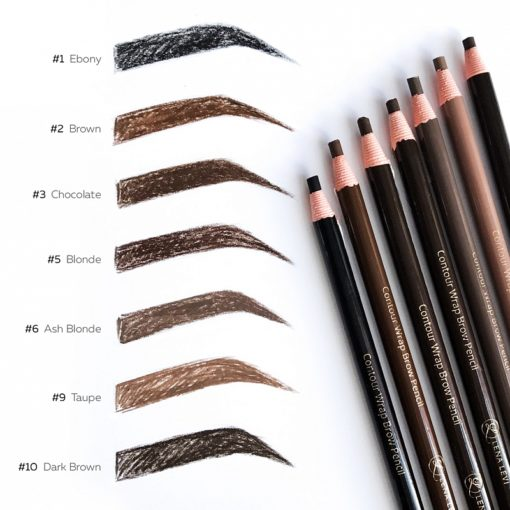 Contour Wrap Brow Pencil