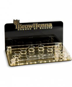 Display stand, BH Brow Henna