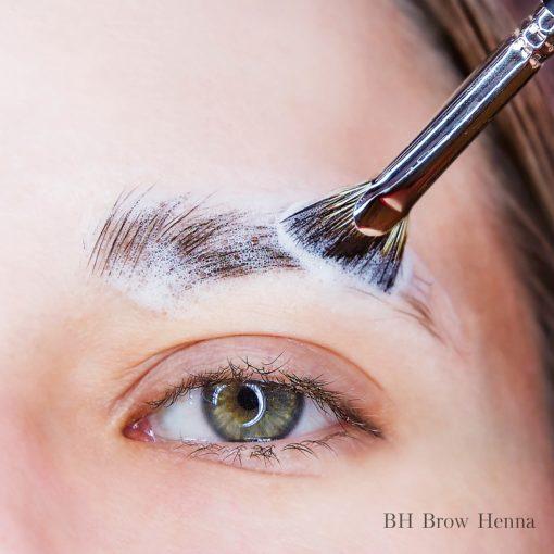 Shampoo för ögonbryn och ögonfransar BH Brow Henna3