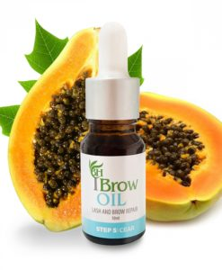 BH I BROW OIL for recovery and growth of eyebrows and eyelashes.