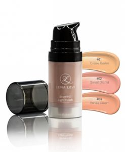 Brow HD Light Finish Highlighter Lena Levi1