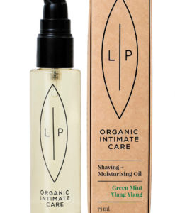 Lip Organic intimate care Green Mint Ylang Ylang
