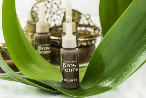 BH Brow Henna, vial