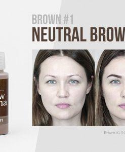 BH Brow Henna, vial6