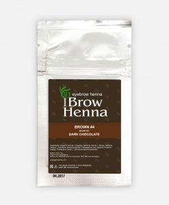 Dark Chocolate (Henna)