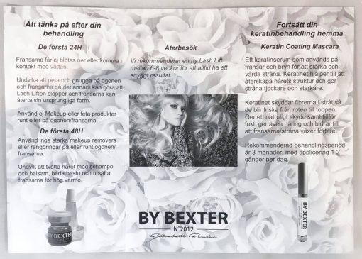 By Bexter Skötselråd 1