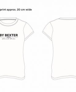 By Bexter T-shirt Vit
