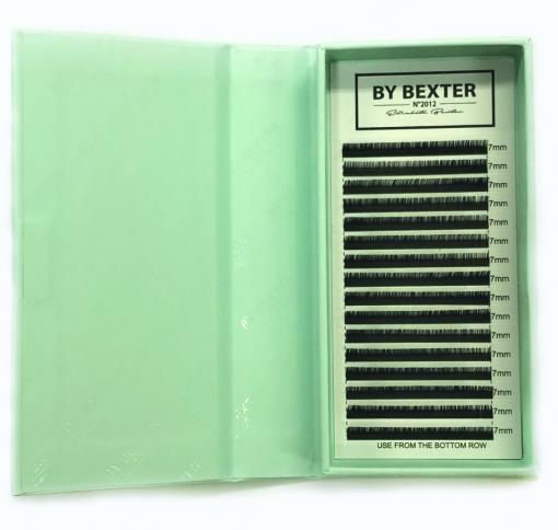 By Bexter Volymfransar grön box